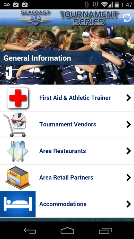 Seacost Home Page