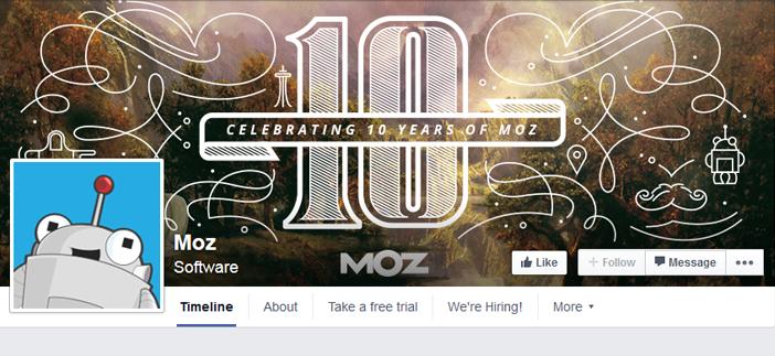 moz facebook page